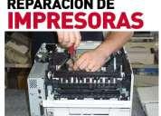 Reparación ventas y mantenimiento de impresoras y copiadoras guayaquil