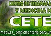 Medicina natural y altenativa cetear
