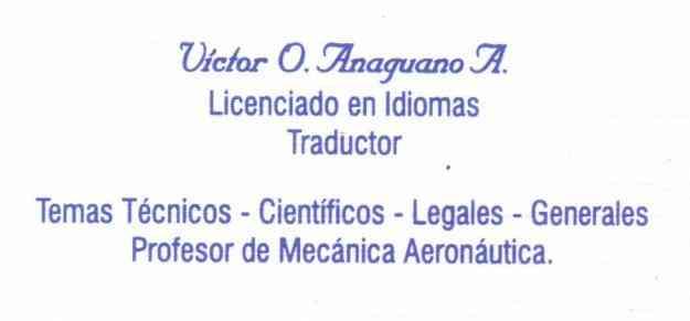 Traducciones Ingles-español-ingles