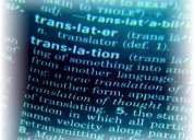 Servicios de traducciÓn profesional inglÉs/espaÑol/inglÉs
