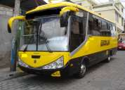 Servicio transporte escolar institucional y turismo