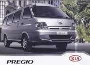 Alquilo furgoneta del 2012 (16 pasajeros) con guia turistico bilingue