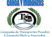 Compania de transportes de carga y mudanza charanchi melo& asociados