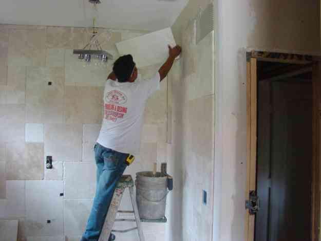 Carcleans fabricacion e instalacion de cocinas ba os de for Instalacion de marmol y granito