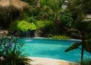 Construimos piscinas ,jacuzzis ,cascadas,barbacoas y quintas