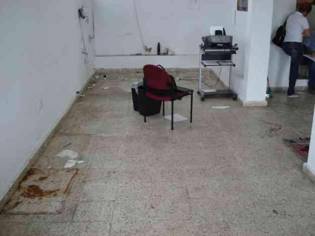 5.50 m2 Cristalizado de piso en mármol, granito, Marmetón, Baldosa, etc..