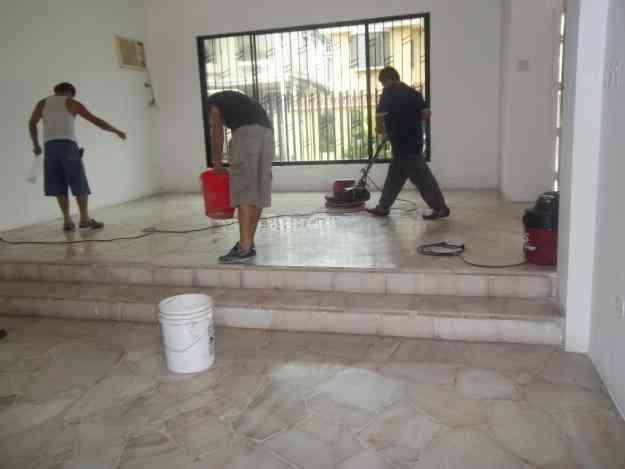 Cristalizados de piso marmol karina precios modicos - Trabajo piso pareja opiniones ...