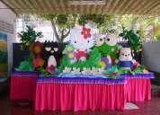 Local para fiestas infantiles excelente ubicacion personajes disney para sus hijos