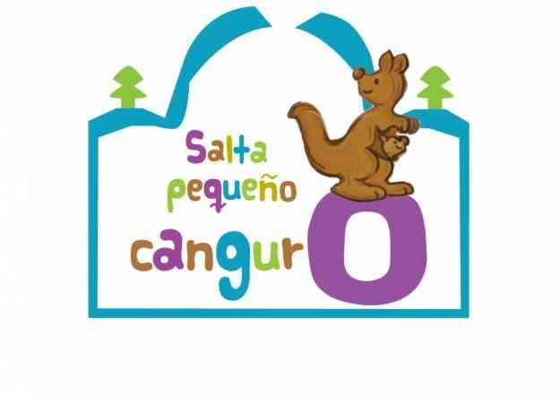 SALTA PEQUEÑO CANGURO      FIESTAS INFANTILES