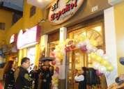 El español cafeteria los mejor en sanduches
