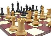 Torneo internacional de ajedrez por internet