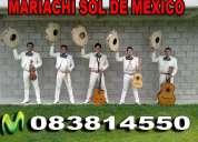 La mejor musica de mariachi en su evento 083814550