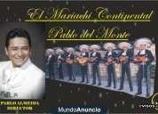 Javier solis; tributo de pablo del monte y su mariachi continental