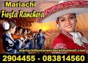Una serenata inolvidable 2904455 / 083814560 fiesta mexicana