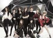 Chicas q quieran participar en un grupo de canto y baile (girls generation)