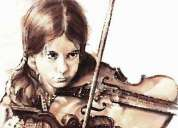 Violin , guitarra, trompeta ... clases gratis