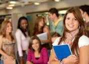 Cursos  sabatinos por solo $ 50 mensuales con oxford english academy