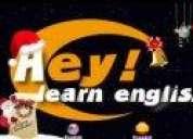 Cursos de inglés personalizados, adaptados a tus necesidades.