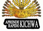 Aprende kichwa