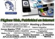 Diseño y creacion de paginas web en manta quito ecuador joomla