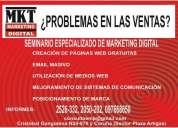 Seminario de marketing digital