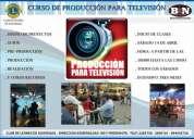Curso de producciÓn  para televisiÓn 100% practico