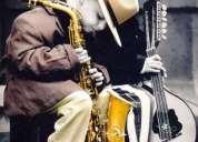 Clases de saxofón particulares