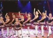 Cursos permanentes de ballet