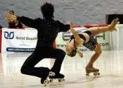 club  de patinaje artisitico panik