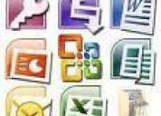 cursos excel - access  - power point - word