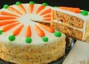 Tortas de choclo y zanahoria