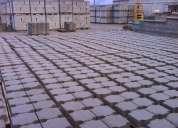 Fabricar productos para la construcion