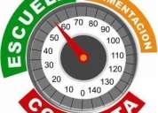 Escuela de alimentacion sana y reto control de peso