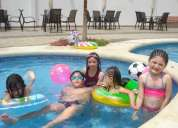 Hosteria palmetto en playas villamil prov del guayas