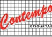Vendedor de etiquetas textiles