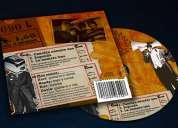 Grabciones e  impresiones de discos de oferta