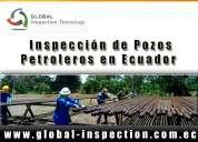Inspeccion de tuberias petroleras en ecuador