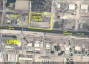 """Vendo terreno 5.000 m2 frente a  la universidad """"upse"""" la liberta"""
