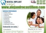 RehabilitaciÓn oral  :: dental implant center :: quito
