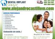 OdontologÍa preventiva  en (( dental implant center )) -quito-