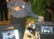 Ing. antonio castro sanyer - discjockey profesional