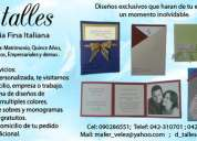 Invitaciones y tarjetas para boda o matrimonio o quince aÑos
