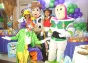 """animaciones de fiestas infantiles """"tia dayana"""" con spa infantil"""