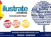 Ilustrate - diseño grafico publicitario