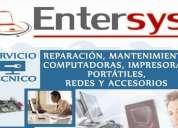 Mantenimiento y reparación de computadoras. guayaquil