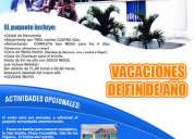 >>hospedaje y turismo completo con paraiso azul<< inf.2468372