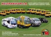 CompaÑia de transporteescolar e institucional