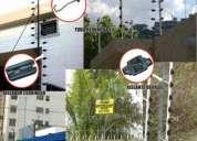 Cercos electricos instalacion  y/o  mantenimientos seguridad peri