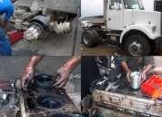 Servicio de reparacion y mantenimiento
