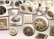 Aire acondicionado , ventilacion , ductos , campanas  de  extracc